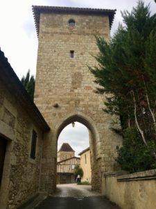 de toren van Bazian